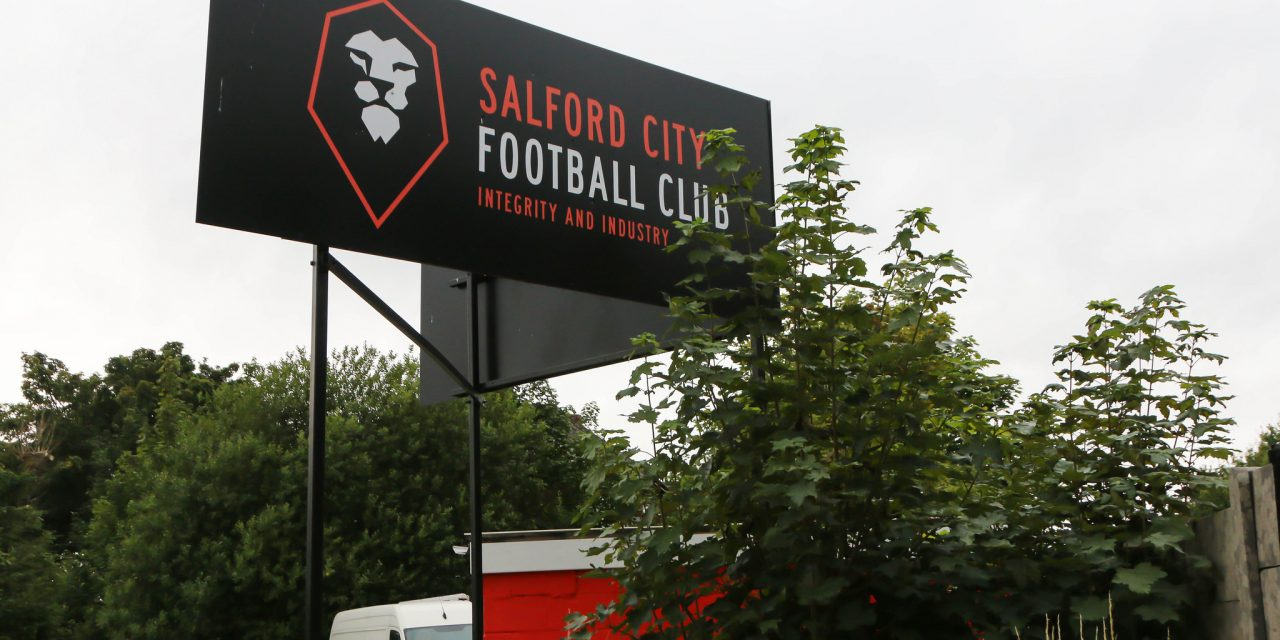 David Beckham Buys Stake In Salford City FC
