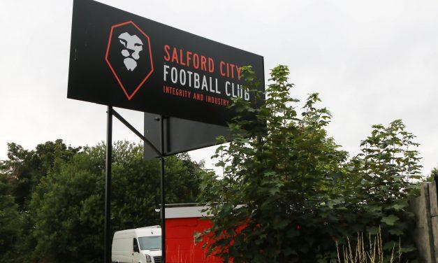 David Beckham Buys Stake In Salford City FC